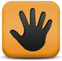 symbol of hand